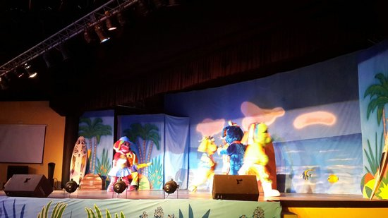Grand Palladium Punta Cana Resort & Spa: Show de niños