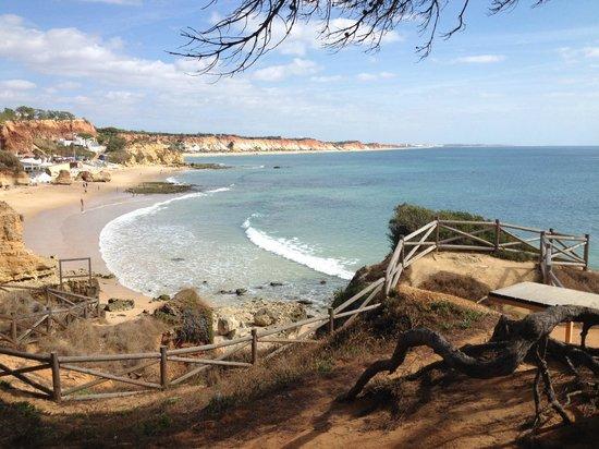 Club Med Da Balaia: neighbour beach