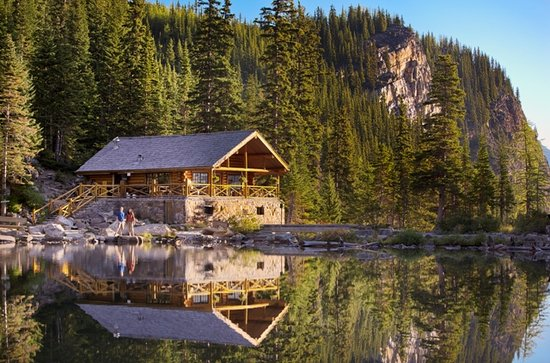 Kanadische Rockies, Kanada: Lake Agnes Tea House - Banff National Park