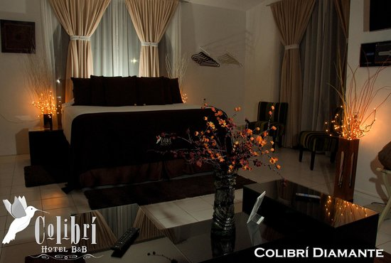"Colibri Hotel B&B: Suite ""Diamante"""