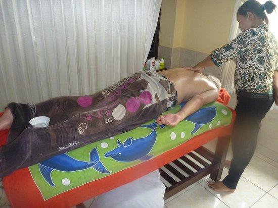 Melka Excelsior Resort Hotel: day spa