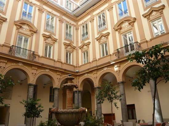 Grand Hotel Piazza Borsa Palermo Review