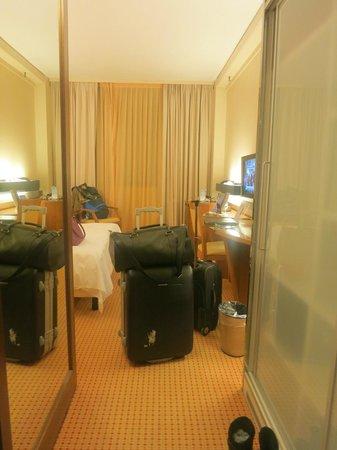 Sheraton Padova Hotel: room