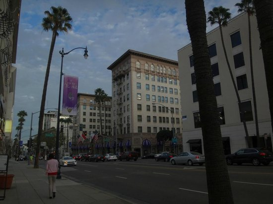 Beverly Wilshire Beverly Hills (A Four Seasons Hotel) : 外観