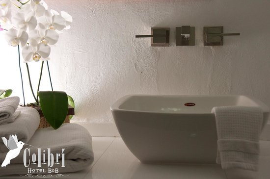 Colibri Hotel B&B : Nuestros sanitarios impecables