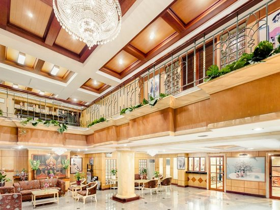 Patumwan House : Lobby