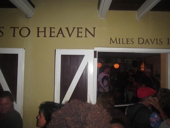 Miles Jazz Cafe: noche en miles!
