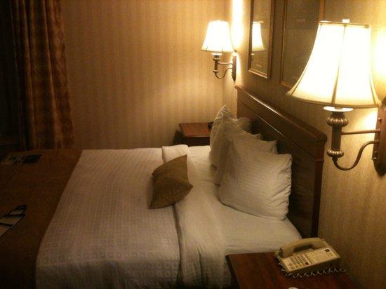 Best Western Plus Boston Hotel: Vista do quarto 2