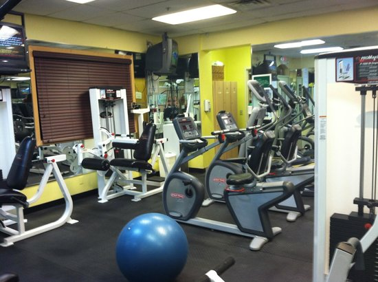 Palm Beach Shores Resort and Vacation Villas: Weight room