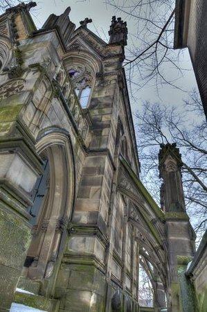 Spring Grove Cemetery & Arboretum: entrance