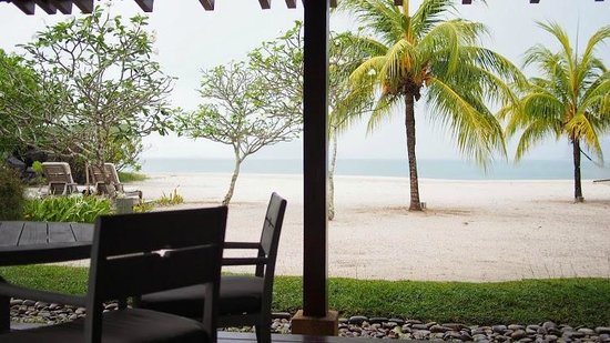 Four Seasons Resort Langkawi, Malaysia: How I wished I can wake up to this view everyday...