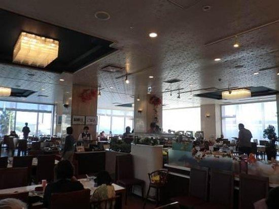 Atami Korakuen Hotel: 食事(ビッフェ)会場