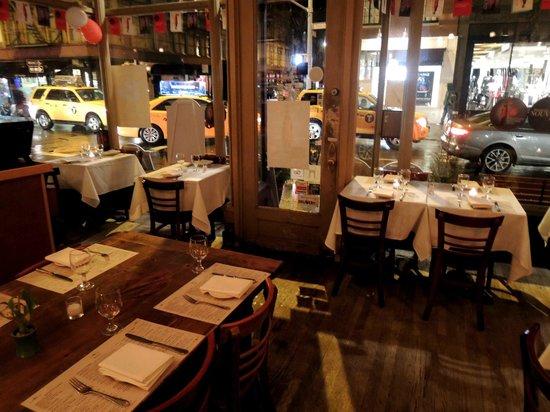 Aoc French Restaurant Nyc