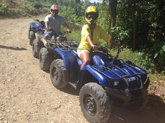Aanansi ATV Tours: What a great tour!
