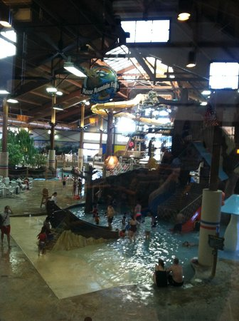 Timber Ridge Lodge & Waterpark : Waterpark