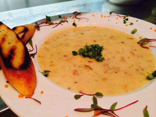 Blu' Island Bistro: Daily Soups