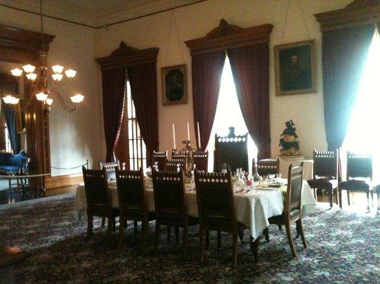 Iolani Palace : Dining Room