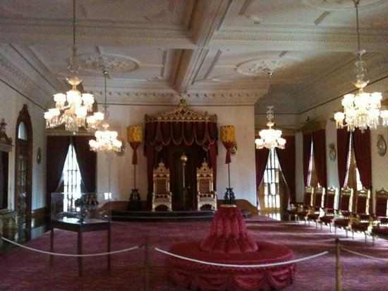 Iolani Palace : Ballroom