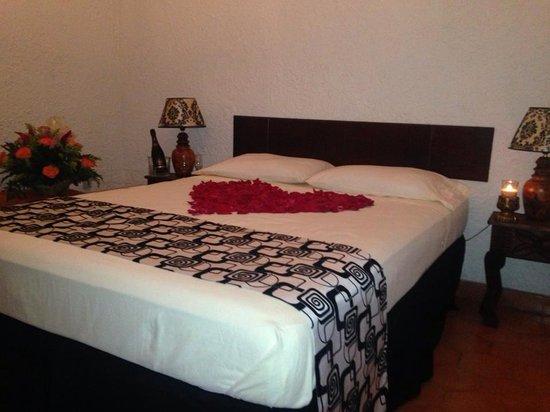 Real Colonial Hotel: Muy romántico!!!