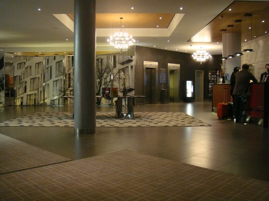 Abba Berlin Hotel: Hall