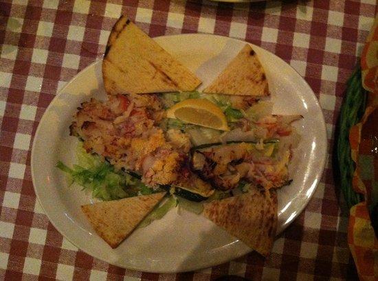 Johnny Longboats: appetizer