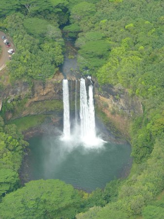 Air Ventures Hawaii: Wailua Falls