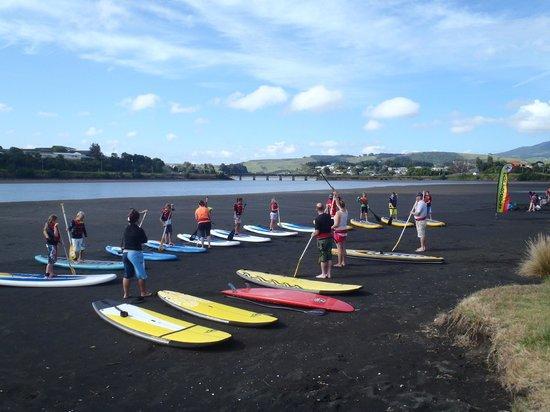 Raglan Paddleboarding: Sup schools