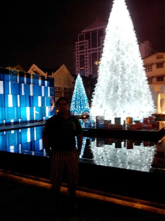Renaissance Bangkok Ratchaprasong Hotel: Enterance