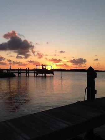 Island Bay Resort: Beautiful Sunsets