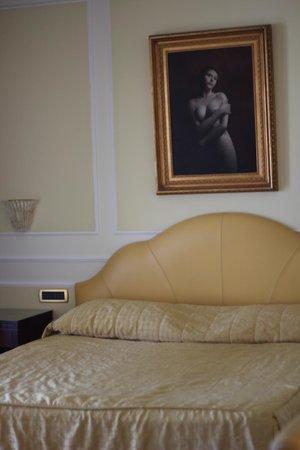 Lloyd's Baia Hotel: Наш номер