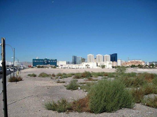 Best Western McCarran Inn: Las Vegas centrum set fra BW McCarran Inn