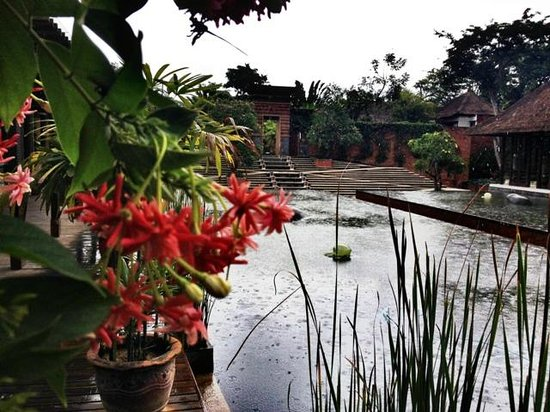 Amarterra Villas Bali Nusa Dua - MGallery Collection : front part of the hotel