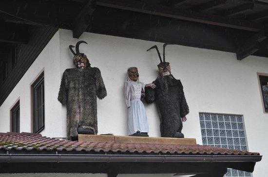 Hotel St. Hubertushof : Австрийские святки