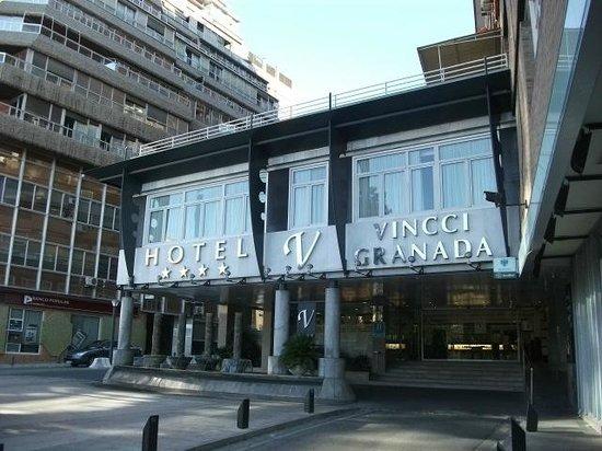 Vincci Granada Hotel: Hotel