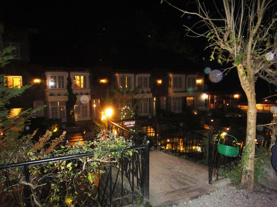 The Naini Retreat: naini retreat by night