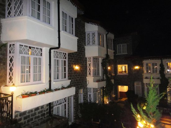 The Naini Retreat: naini retreat by night