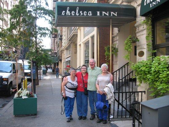 Chelsea Inn - 17th Street: Chelsea Inn