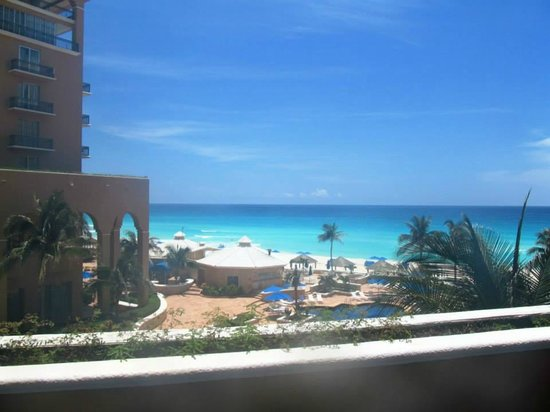 The Ritz-Carlton, Cancun: View from Balcony