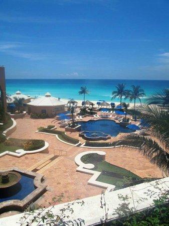 The Ritz-Carlton, Cancun : From Balcony