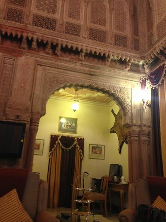 The Laxmi Niwas Palace: Room# 104