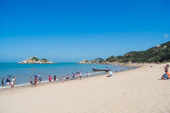 Shantou Nan'ao Island National Forest Park: beach