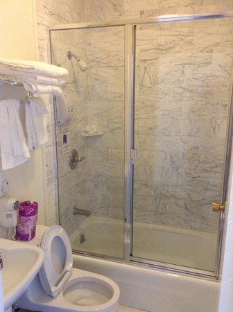 Americas Best Value Inn & Suites-SOMA: Bedroom