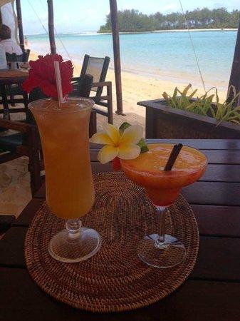 Sandals Restaurant & Barefoot Bar : Fruit Daquiri & Mai Tai