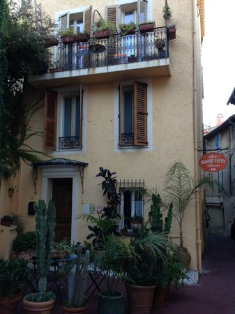 Le Suquet : B&B in the Old Town