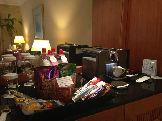 InterContinental Hotel Jeddah : Complementary