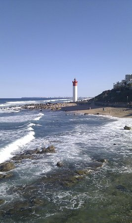 The Oyster Box: Umhlanga Lighthouse