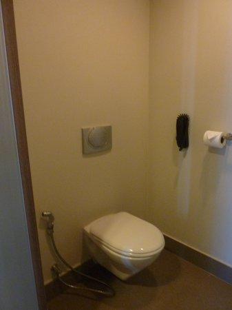 Novotel Bangkok Platinum Pratunam: Room 1415 Toilet