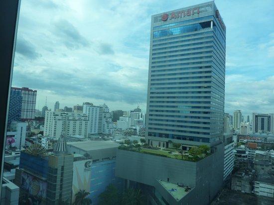 Novotel Bangkok Platinum Pratunam: View from Room 1415