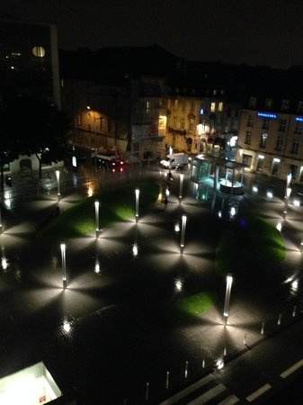 Adagio Bordeaux Gambetta : view from hotel