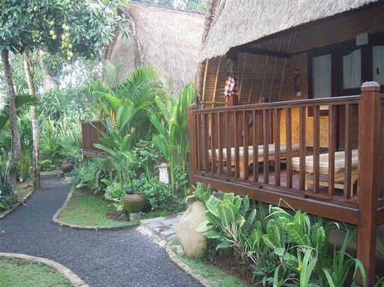 Alam Nusa Huts and Spa: Alam Nusa Huts